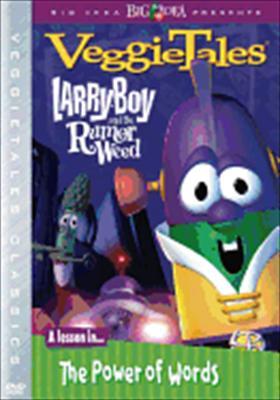 VeggieTales Larryboy & Rumor Weed