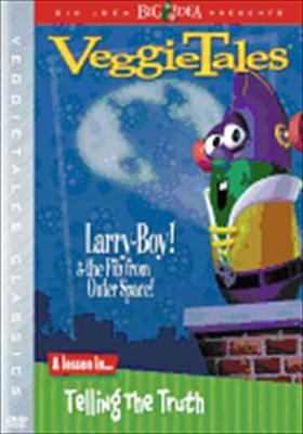 VeggieTales Larryboy & the Fib from Outer Space