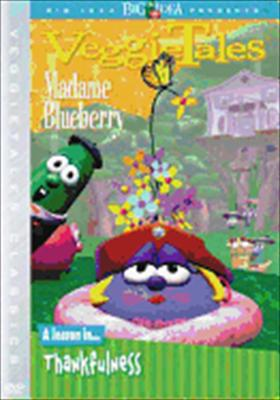VeggieTales Madame Blueberry
