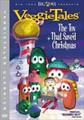VeggieTales Toy That Saved Christmas