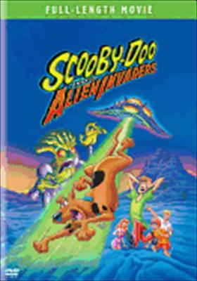 Scooby Doo Alien Invaders
