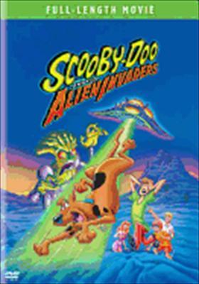 Scooby Doo Alien Invaders 0014764257723