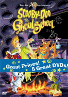 The Scooby Doo and the Ghoul School Collection