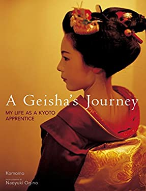 A Geisha's Journey: My Life as a Kyoto Apprentice 9784770030672