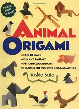 Animal Origami 9784770020772