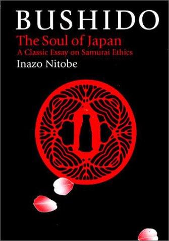 Bushido: The Soul of Japan 9784770027313