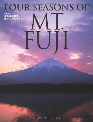Four Seasons of Mt. Fuji 9784770031433