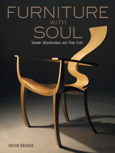 Furniture with Soul: Master Woodworkers and Their Craft 9784770031211
