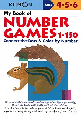 My Book of Number Games, 1-150 9784774307602