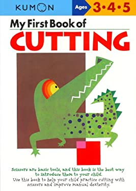 My First Book of Cutting 9784774307084