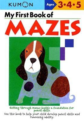 My First Book of Mazes 9784774307091