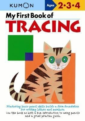 My First Book of Tracing 9784774307077