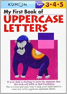 My First Book of Uppercase Letters 9784774307053