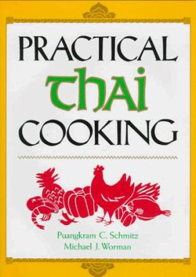 Practical Thai Cooking 9784770021816