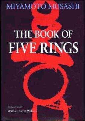 the book of five rings by miyamoto mushashi musashi