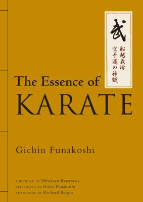 The Essence of Karate 9784770031181