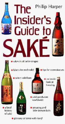 The Insider's Guide to Sake 9784770020765