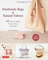 Handmade Bags In Natural Fabrics: Over 25 Easy-To-Make Purses, Totes and More (9784805313169 22426457) photo