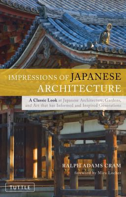 Impressions of Japanese Architecture 9784805311073