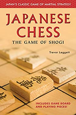Japanese Chess: The Game of Shogi 9784805310366