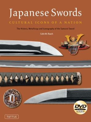 Japanese Swords: Cultural Icons of a Nation 9784805310359