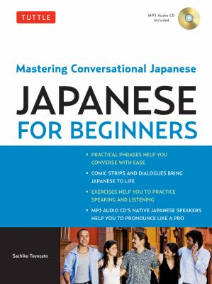 Tuttle Japanese for Beginners: Mastering Conversational Japanese [With CD] 9784805309063