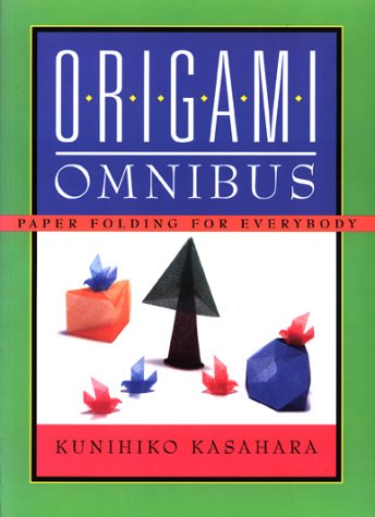 Origami Omnibus: Paper Folding for Everybody 9784817090010