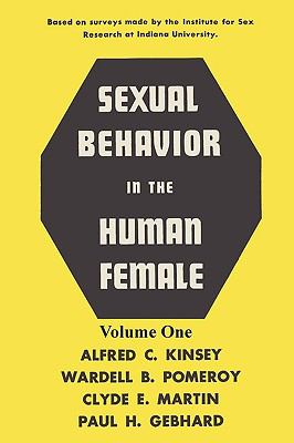 Sexual Behavior in the Human Female, Volume 1 9784871877046