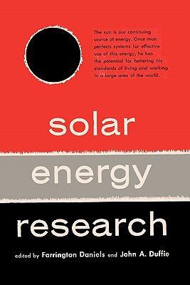 Solar Energy Research 9784871877114