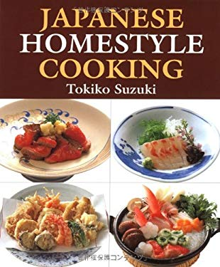 Japanese Homestyle Cooking 9784889960365