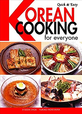 Korean Cooking for Everyone 9784889961249