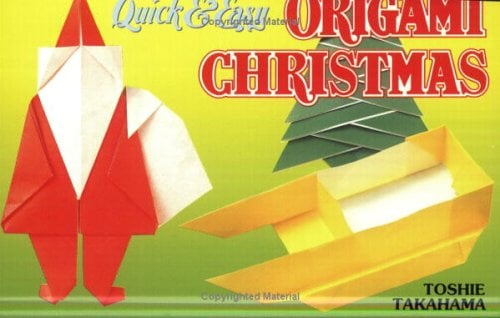 Quick & Easy Origami Christmas