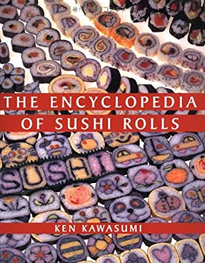 The Encyclopedia of Sushi Rolls 9784889960761