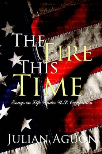 The Fire This Time: Essays on Life Under Us Occupation 9784902837117