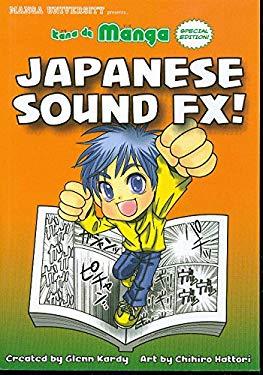 Kana de Manga: Japanese Sound Fx!