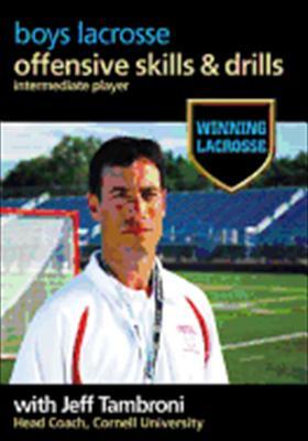 Winning Lacrosse-Offensive Skills & Drills