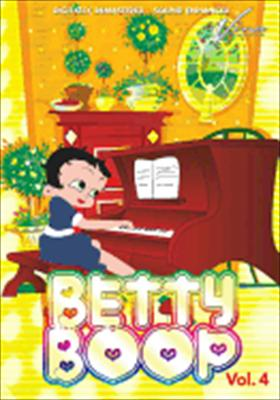 Betty Boop: Volume 4