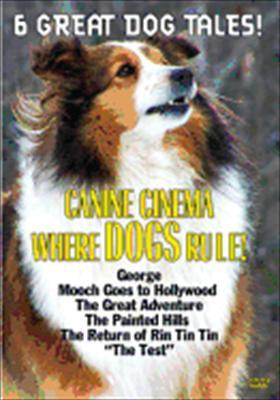 Canine Cinema: Where Dogs Rule