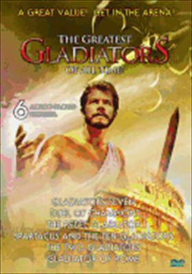 Greatest Gladiators of All Time