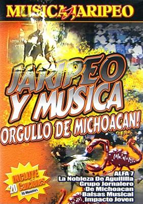 Jaripeo y Musica Orgullo de Michoacan