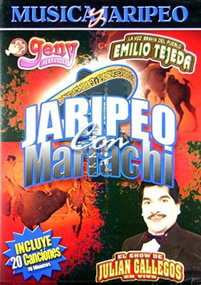 MVD Jaripeo Con Mariachi