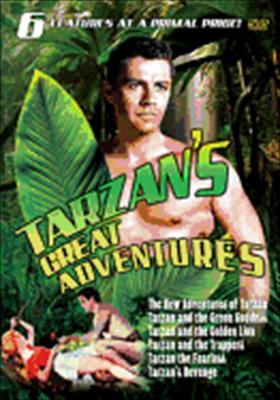 Tarzan's Great Adventures