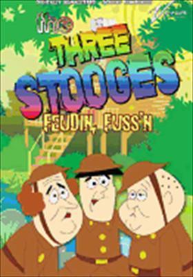 Three Stooges Feudin' Fuss'n