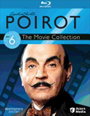 Poirot: The Movie Collection 6