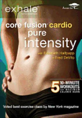 Exhale: Core Fusion / Cardio Pure Intensity 0054961860593