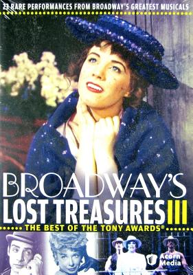 Broadway's Lost Treasures 3