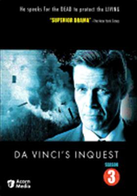 Da Vinci's Inquest: Season 3