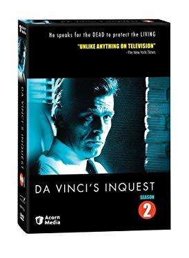 Da Vinci's Inquest: Season 2