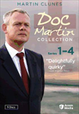 Doc Martin: Series 1-4 0054961858590
