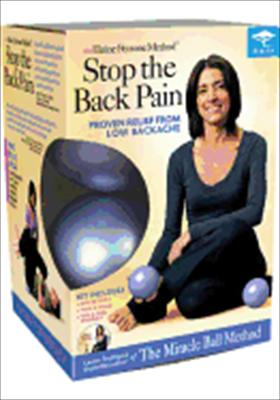 Elaine Petrone: Stop the Back Pain
